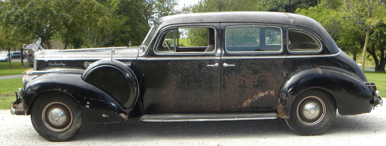 1941 Packard 160 Image 4