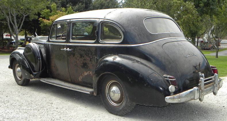 1941 Packard 160 Image 5