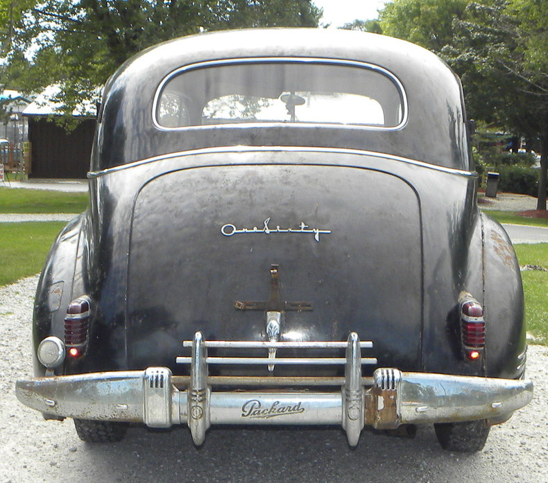 1941 Packard 160 Image 6