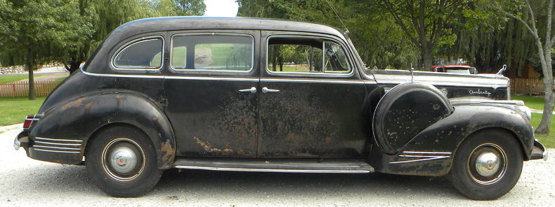 1941 Packard 160 Image 8