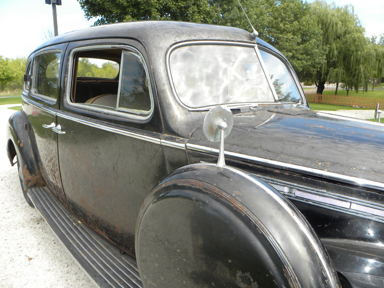 1941 Packard 160 Image 11