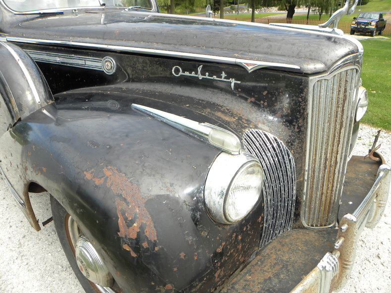1941 Packard 160 Image 12