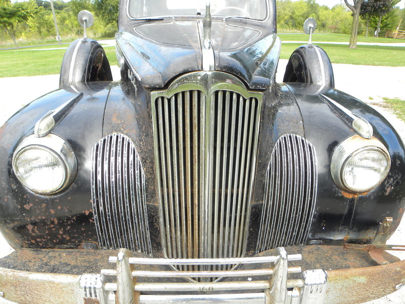 1941 Packard 160 Image 14