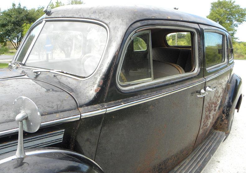 1941 Packard 160 Image 17