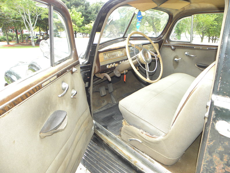 1941 Packard 160 Image 22