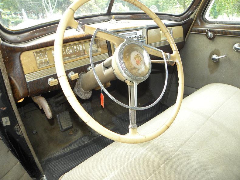 1941 Packard 160 Image 24