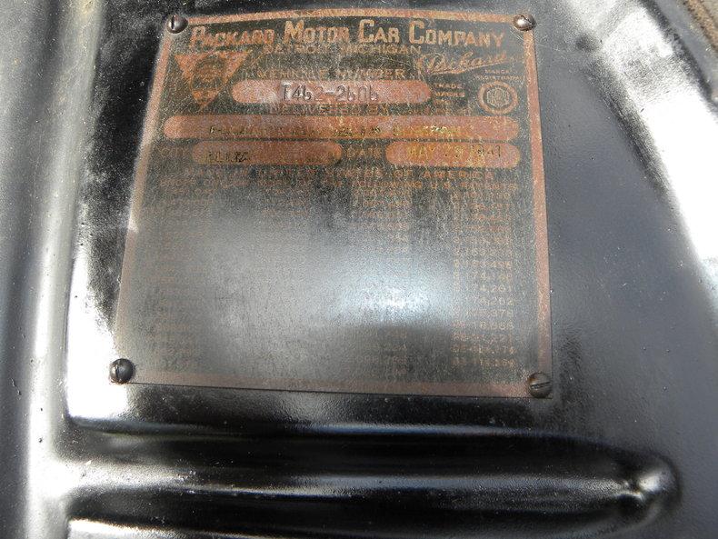 1941 Packard 160 Image 43