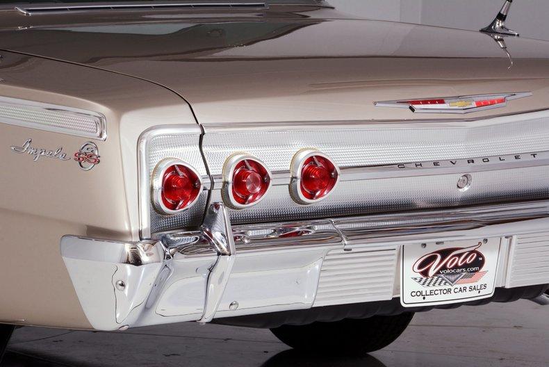 1962 Chevrolet Impala Image 3