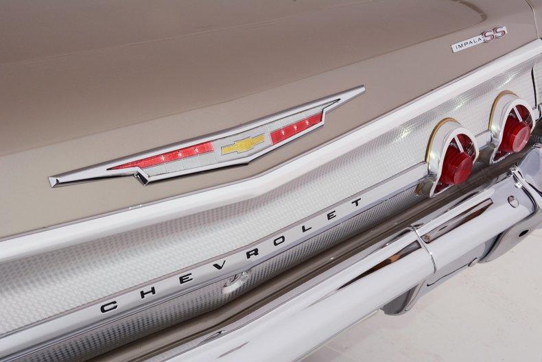 1962 Chevrolet Impala Image 13