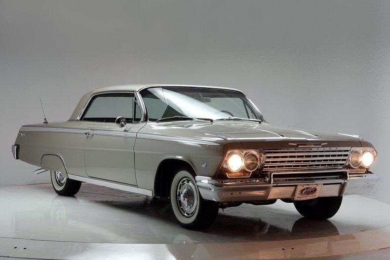 1962 Chevrolet Impala Image 30