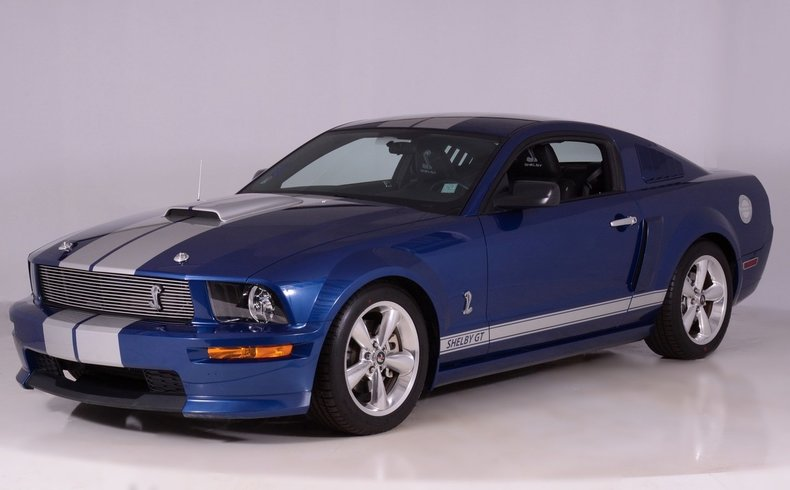2008 Shelby GT Image 8