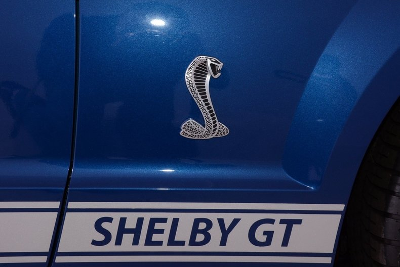 2008 Shelby GT Image 50
