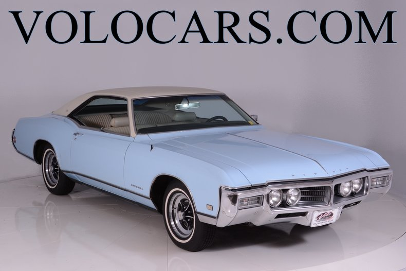 1969 Buick Riviera Image 1