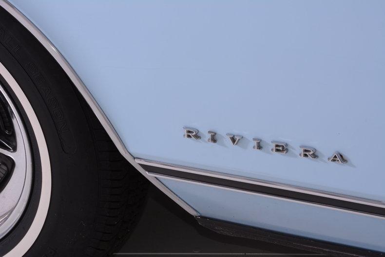 1969 Buick Riviera Image 65