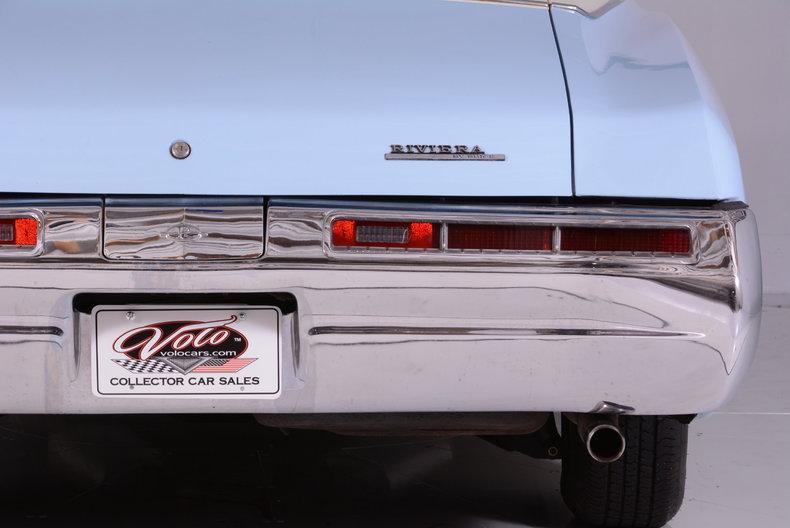 1969 Buick Riviera Image 74