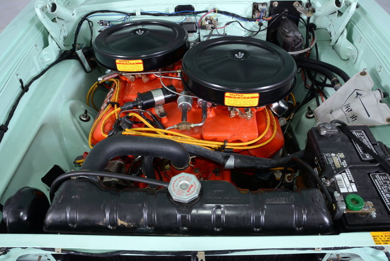 1962 Plymouth Savoy Image 28