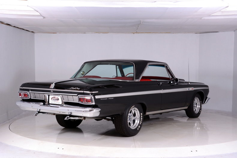 1964 Plymouth Sport Fury Image 3