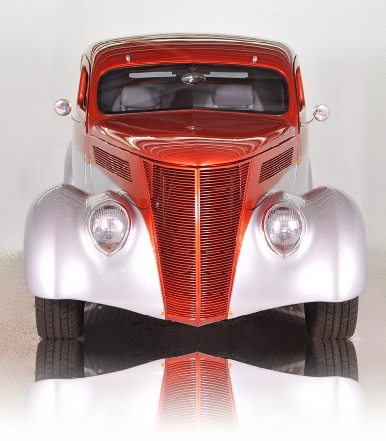 1937 Ford  Image 9