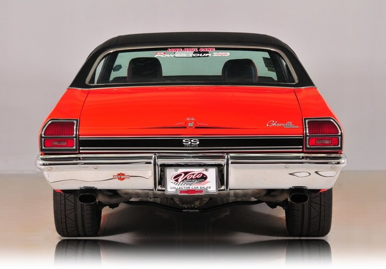 1969 Chevrolet Chevelle Image 6