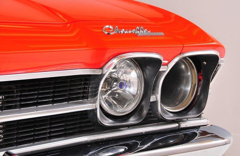 1969 Chevrolet Chevelle Image 9