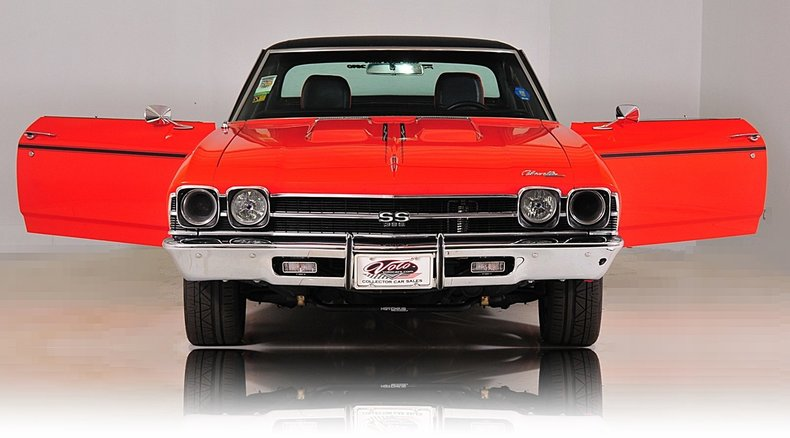 1969 Chevrolet Chevelle Image 25