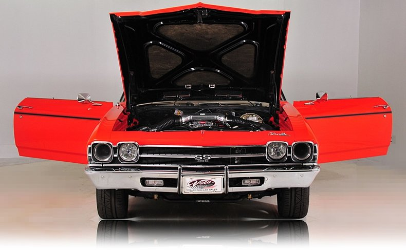 1969 Chevrolet Chevelle Image 34