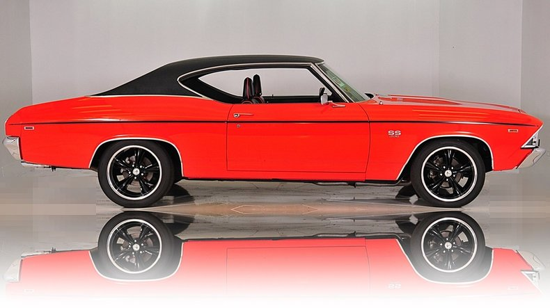 1969 Chevrolet Chevelle Image 47