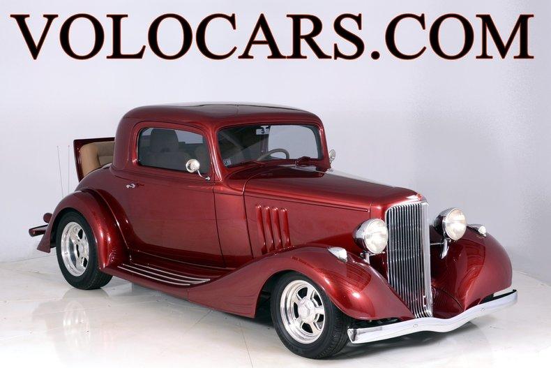 1933 Pontiac 601 Image 1