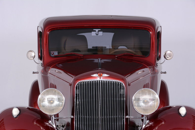1933 Pontiac 601 Image 38