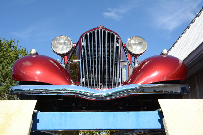 1933 Pontiac 601 Image 59