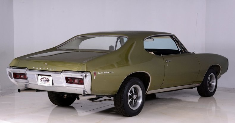 1968 Pontiac LeMans Image 3