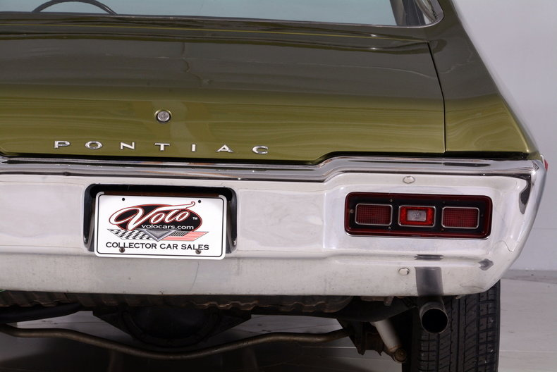 1968 Pontiac LeMans Image 7