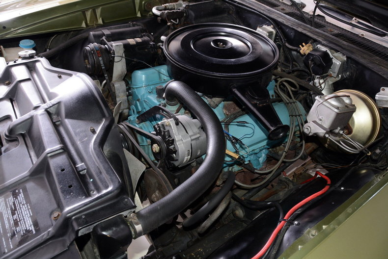 1968 Pontiac LeMans Image 22