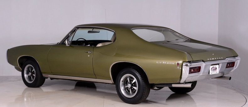 1968 Pontiac LeMans Image 25