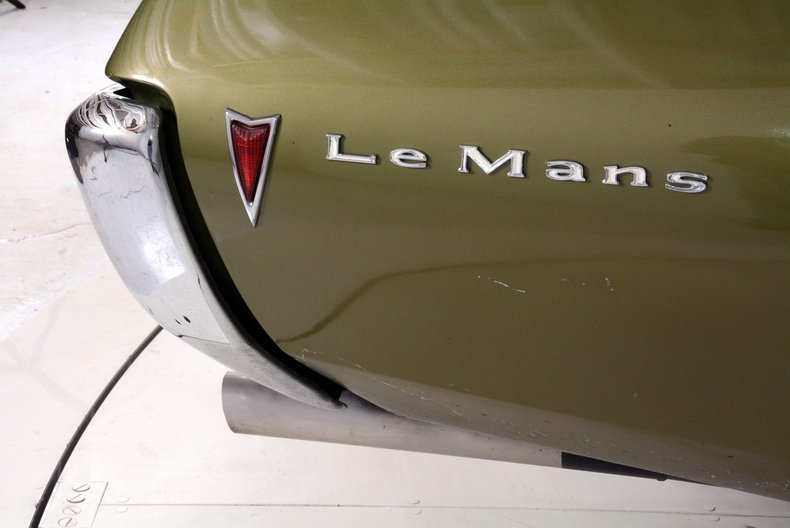 1968 Pontiac LeMans Image 38