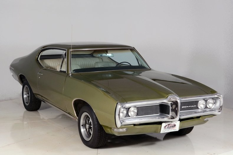 1968 Pontiac LeMans Image 63