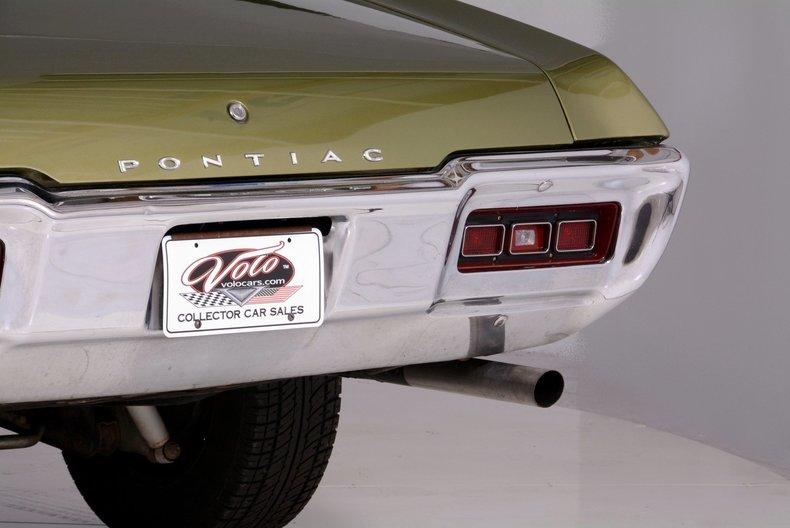 1968 Pontiac LeMans Image 64