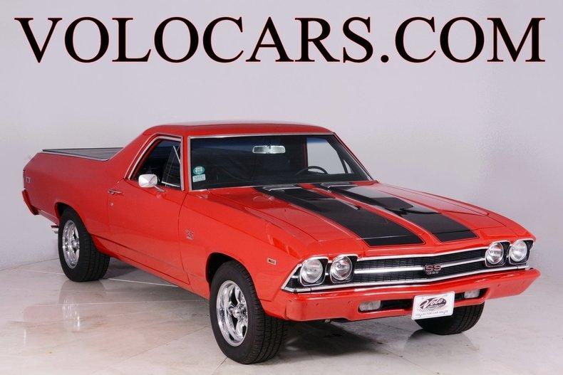 1969 Chevrolet El Camino Image 1
