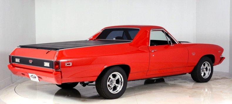 1969 Chevrolet El Camino Image 3