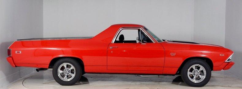 1969 Chevrolet El Camino Image 11