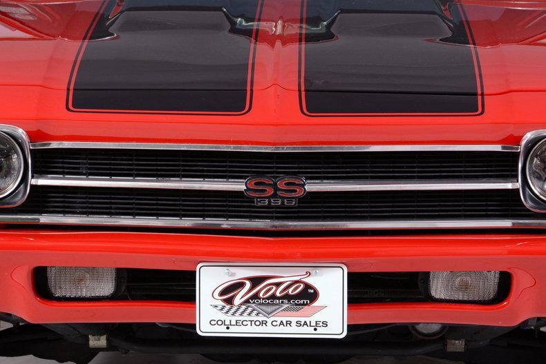 1969 Chevrolet El Camino Image 17