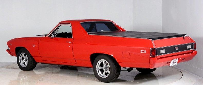 1969 Chevrolet El Camino Image 40