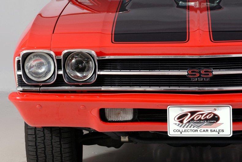 1969 Chevrolet El Camino Image 41