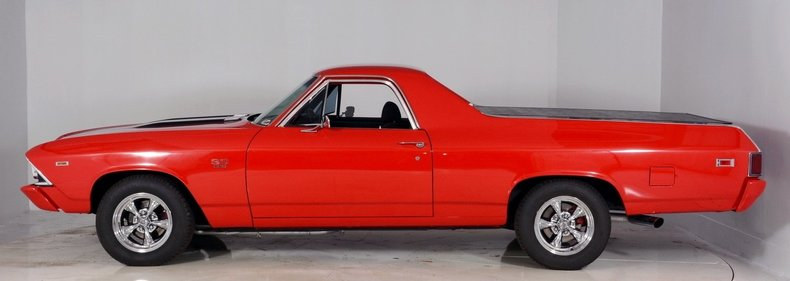1969 Chevrolet El Camino Image 49