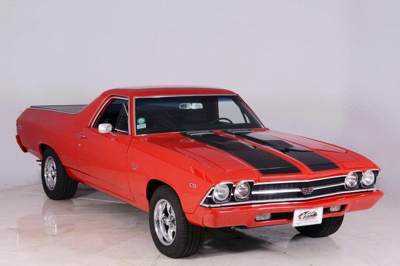 1969 Chevrolet El Camino Image 56