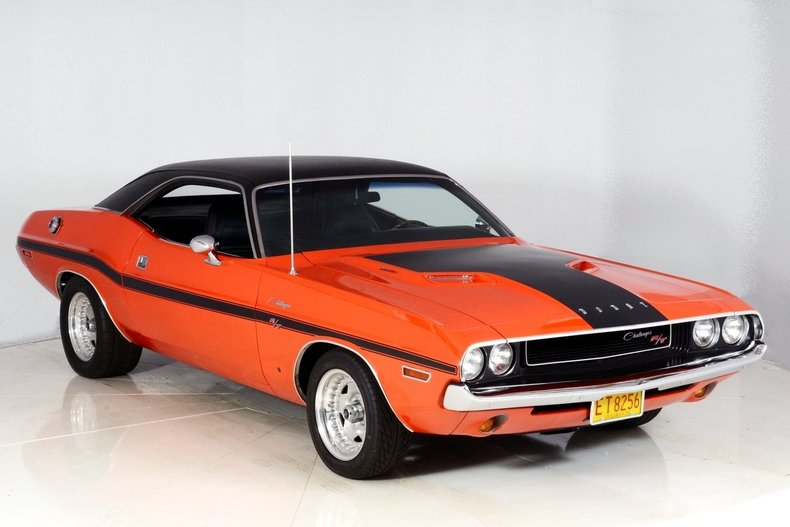 1970 Dodge Challenger Image 53