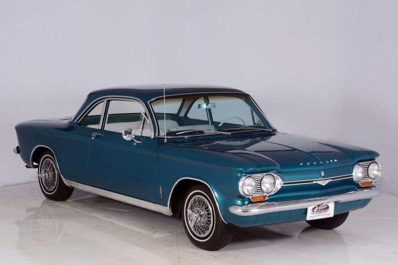 1964 Chevrolet Corvair Image 67