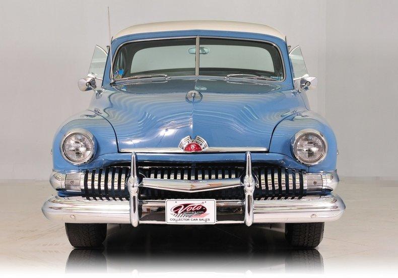 1951 Mercury Monterey Image 5