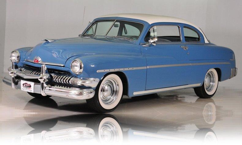 1951 Mercury Monterey Image 13