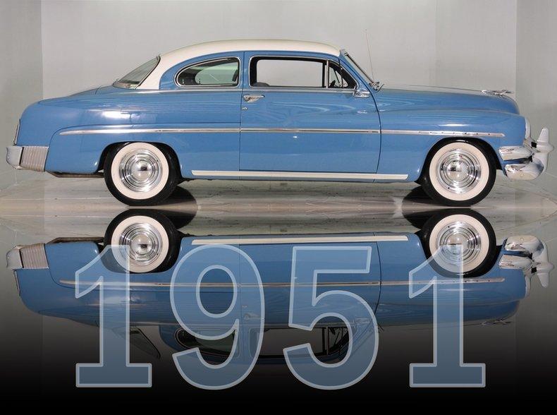 1951 Mercury Monterey Image 21